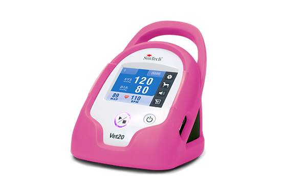 Picture of the SunTech Vet20 Veterinary Blood Pressure Monitor