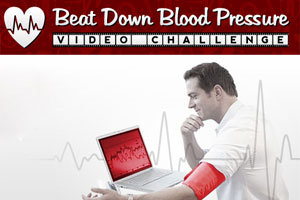Beat Down Blood Pressure Video Challenge
