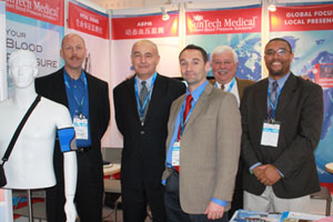 SunTech Medical at CMEF 2010