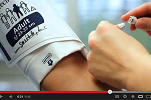 Click to view the video on SunTech's Cuff Standardization Program
