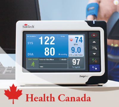 Health Canada grants medical Device License for SunTech Medical's Tango M2