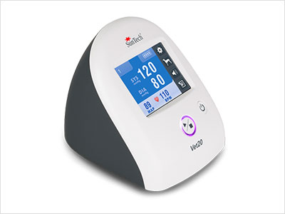Picture of the SunTech Vet20 Automated BP monitor for companion animals.